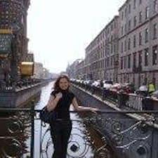 Кристина - Uživatelský profil