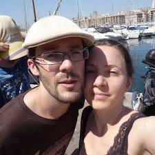 Profil utilisateur de Chloé & Vasco