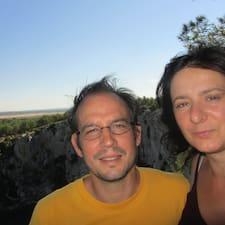 โพรไฟล์ผู้ใช้ Rachel Et Julien