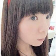 Audrey felhasználói profilja