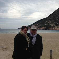 Lidia & Bruce User Profile