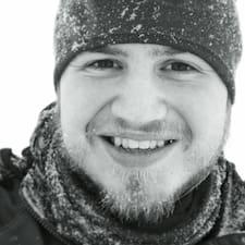 Perfil de usuario de Friðrik