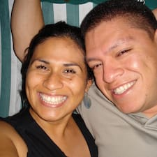 Nancy & Gerardo User Profile