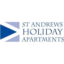 Steven At St. Andrews Holiday Apart is the host.