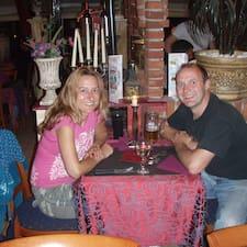 Profil Pengguna Simon & Ana