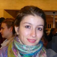 Mariette felhasználói profilja