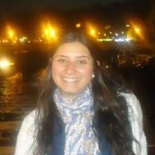 Профиль пользователя María M
