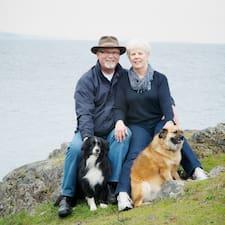 J Graham & Vicki的用戶個人資料