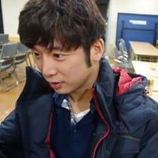 Профиль пользователя Myuyng Joon