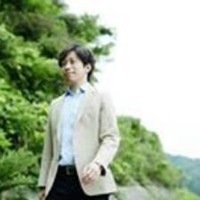Kazunori felhasználói profilja