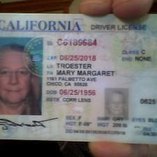 Mary User Profile