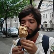 João的用戶個人資料