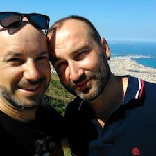 Profil utilisateur de Cédric & Emmanuel