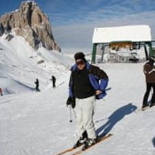 Perfil de usuario de Skiing