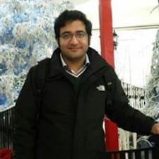 Profil utilisateur de Prateek