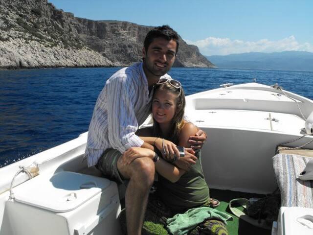 Alexandra & Giuseppe