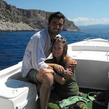Henkilön Alexandra & Giuseppe käyttäjäprofiili