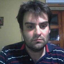 Gebruikersprofiel Jose Andres