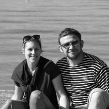 โพรไฟล์ผู้ใช้ Stéphane & Aurélie