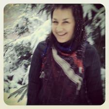 Profil Pengguna Elīna