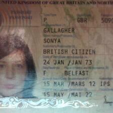Sonya的用户个人资料