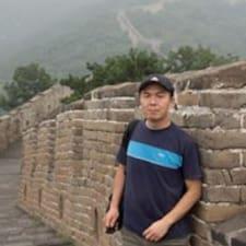 Profil utilisateur de Guoqiang