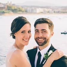 Sarah & Andrey的用戶個人資料