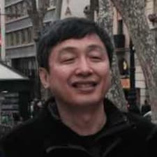 Yin/Zhengyu - Uživatelský profil