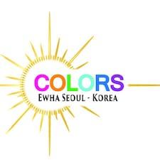 Colors User Profile