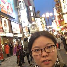 Profil korisnika Sara Jiahui