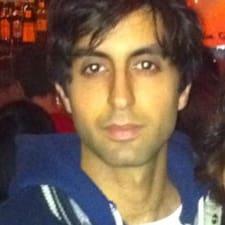 Salmaan - Uživatelský profil