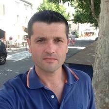 Profil utilisateur de Frederic