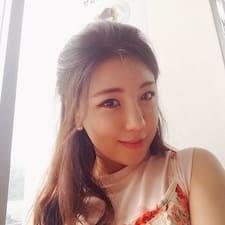 Användarprofil för Sanghwa
