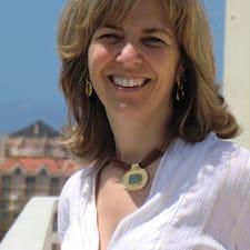 Luísa ist der Gastgeber.