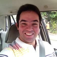 Profil utilisateur de Tulio