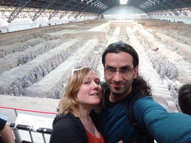Fabrizio & Abigail