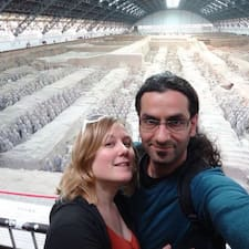 Fabrizio & Abigail User Profile