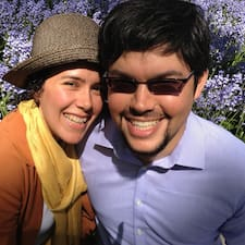 Abdiel + Isabel User Profile