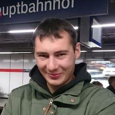 Perfil de usuario de Dmitry