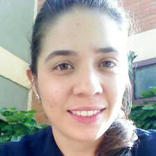 Henkilön María Paula käyttäjäprofiili