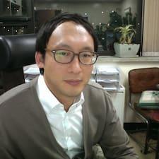 Gebruikersprofiel Sang Jeong