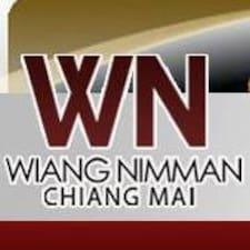 Профиль пользователя Wiang Nimman