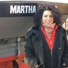 Martha的用戶個人資料