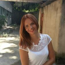 Profil utilisateur de Marinela