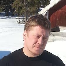 Jörgen — хозяин.