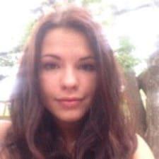 Kseniia felhasználói profilja