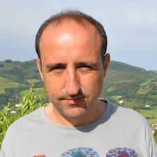 Henkilön Juan Jose käyttäjäprofiili