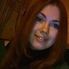 Profil utilisateur de Nadezda