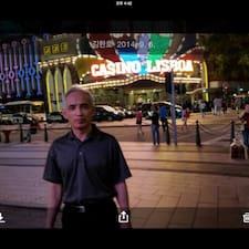Dae Yong felhasználói profilja