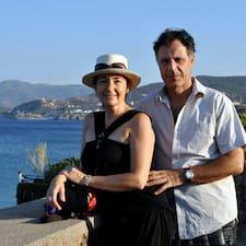 Perfil de usuario de Philippe & Lorraine